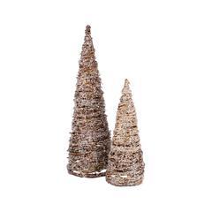 Artisan Set of 2 Trees