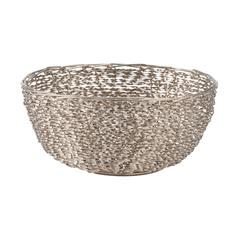 Lazy Susan Twisted Wire Dish - Sm