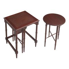 Sterling Mindoro Nesting Tables