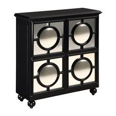 Mirage Cabinet Black