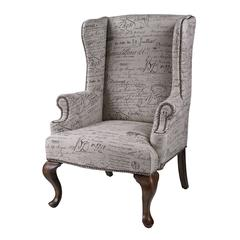 Sterling Marianne Wing Chair