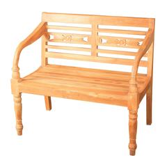 Sterling Folger Bench Natural