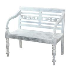 Sterling Folger Bench Grey