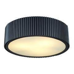 Brendon 3 Light Flushmount In Oil Rubbed Bronze