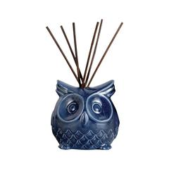Owl Reed Diffuser In Deep Blue