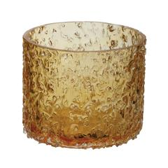 Lazy Susan Sunglow Rock Salt Votive