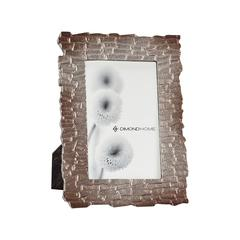 Merrimack 5x7 Photo Frame In Distressed Nickel