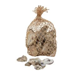 Lazy Susan Oyster Shell Sack