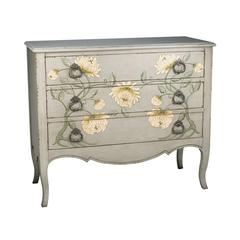 Sterling Peony Chest
