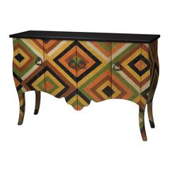 Sterling African Print Chest