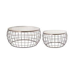 Netty Set Of 2 Coffee Tables