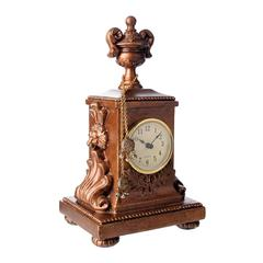 Barcelona Mantle Display Clock