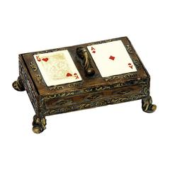 Sterling Gameroom Card Box