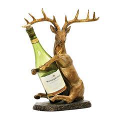 Deer Wine Holder