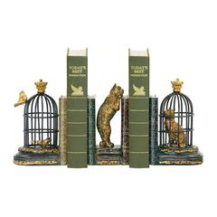 Pair of Trading Places Bookends