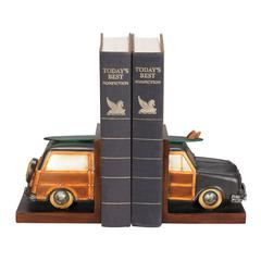 Pair of Vintage Vacation Bookends