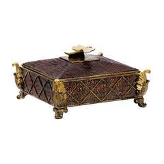 Australian Decorative Dressing Box