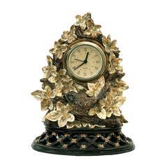 Sterling Ivy Finch Clock
