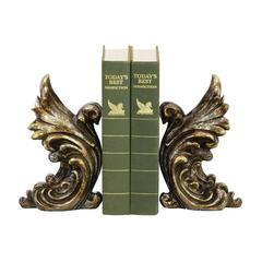 Pair of Gothic Gargoyle Bookends