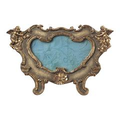 Florintine Scroll Picture Frames - Oval
