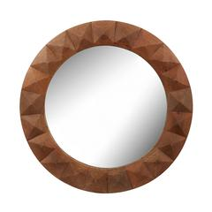 Lazy Susan Diamond Cut Mirror