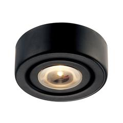 Alpha 1 Light Recessed LED Disc Light In White