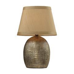 "Dimond 21"" Gilead Table Lamp in Meknes Finish"