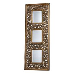 Sterling Rickland Mirror In Stewartstown Gold