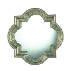 Sterling Osbourne Mirror In Midland Silver