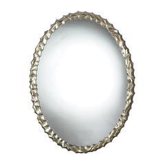 Emery Hill Oval Mirror