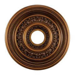 ELK lighting English Study 18-Inch Medallion In Antique Bronze
