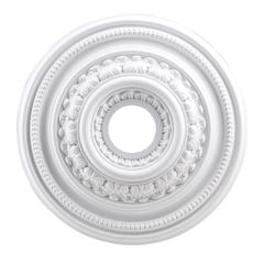 ELK lighting English Study 18-Inch Medallion In White
