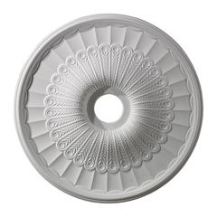 ELK lighting Hillspire 24-Inch Medallion In White