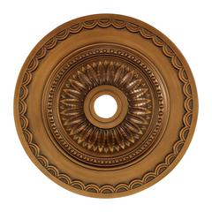 Brookdale 30-Inch Medallion In Antique Bronze