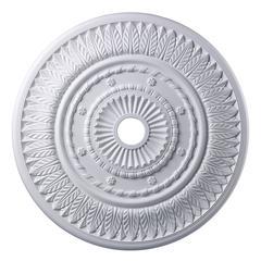 Corinna 33-Inch Medallion In White