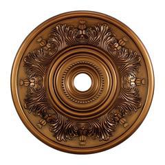 Laureldale 30-Inch Medallion In Antique Bronze