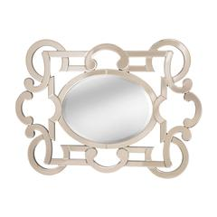 Mirror Masters Classic Design Mirror with Openwork Frame