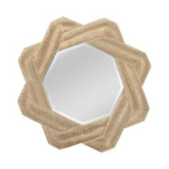 Mirror Masters Two Square Frames, Beveled Octagon Mirror