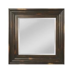 Mirror Masters Oversize Aged Wood Frame Perfect For Any Rustic Or Casual Setting