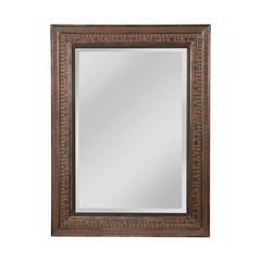 Mirror Masters West Indies Basket Weave Pattern Frame
