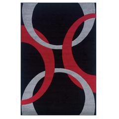 Corfu Collection Black & Red 8 X 10.3