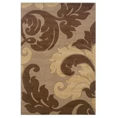 Corfu Collection Tan & Brown 8 X 10.3