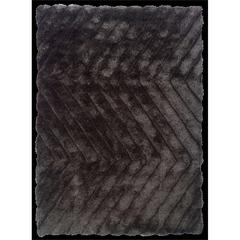 Links Zigzag Charcoal 2X3