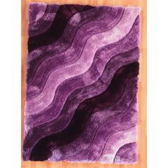 Links Wave 8'X10', Purple