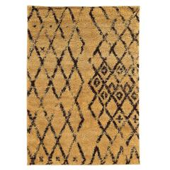 Moroccan Marrekes Camel/Brown 8X10