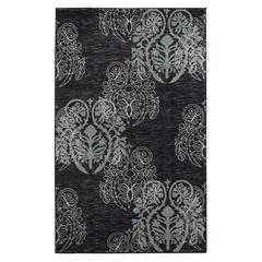 "Milan Collection, 96""W X 123""D X 0.5""H, Black"