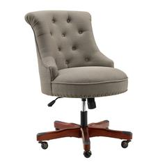 Sinclair Dolphin Gray Office Chair