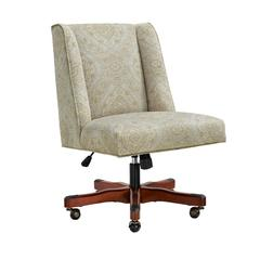 Draper Neutral Paisley Office Chair