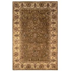"Rosedown Collection, 108""W X 144""D X 1""H, Umber"