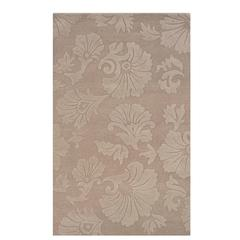 "Linon Ashton Collection, 22""W X 34""D X 1""H, Taupe"